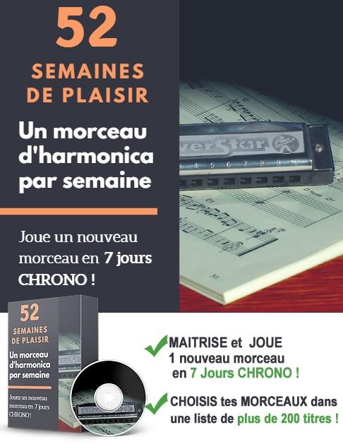 Formation en harmonica tous styles