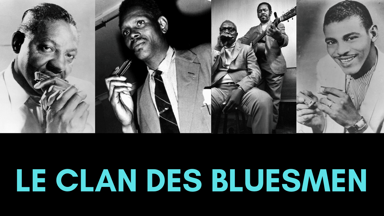 Apprends à jouer du blues à l'harmonica