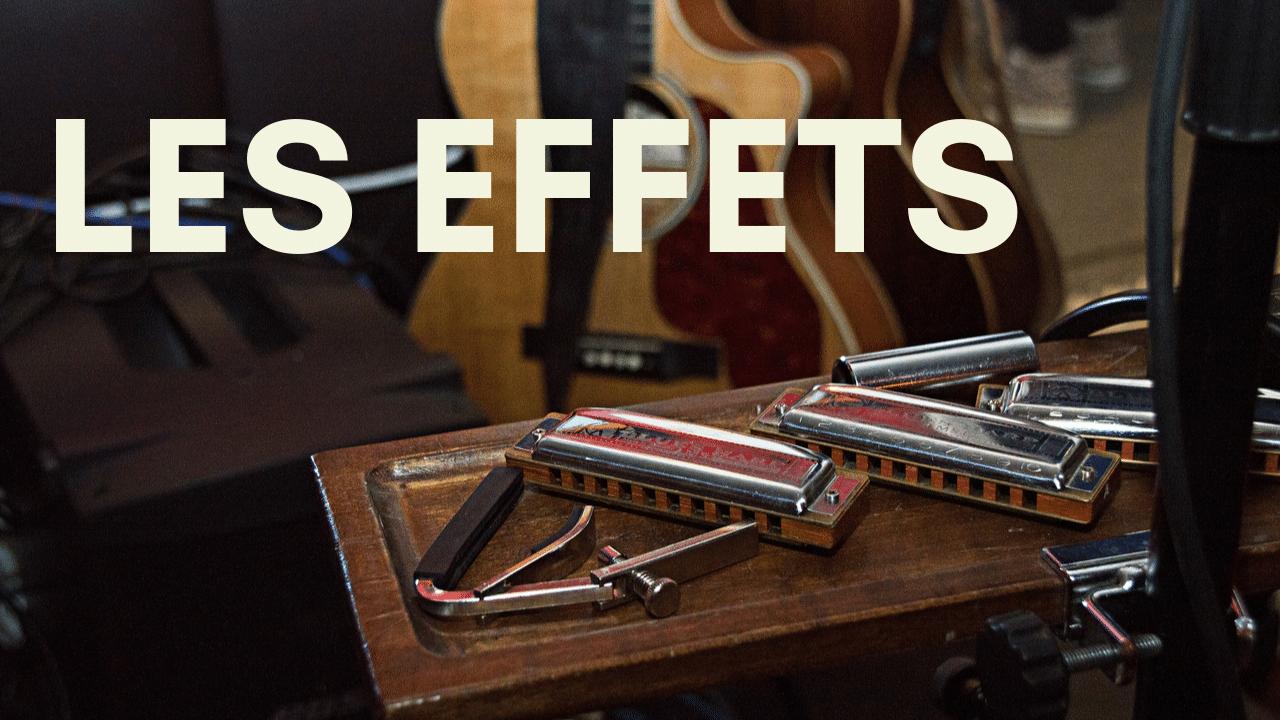 Apprends à jouer 20 effets percutants à l'harmonica