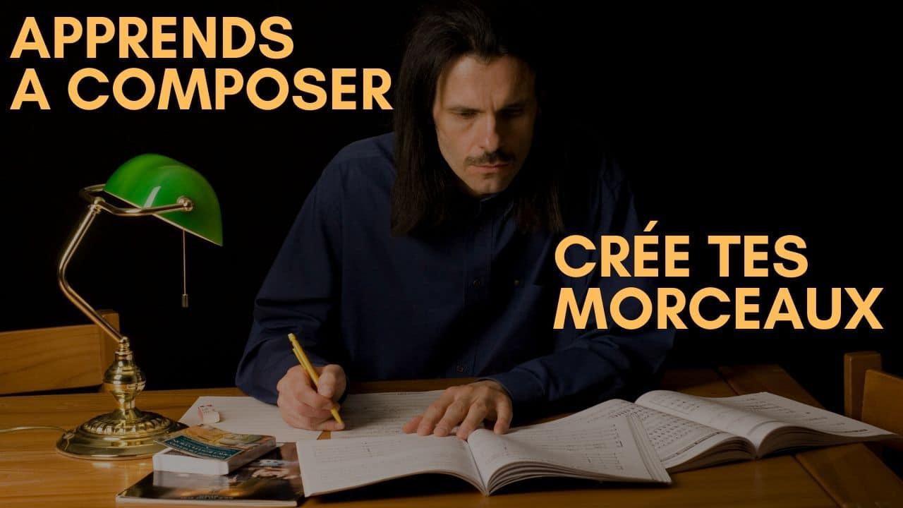 Apprends à composer pour créer tes propres morceaux d'harmonica !