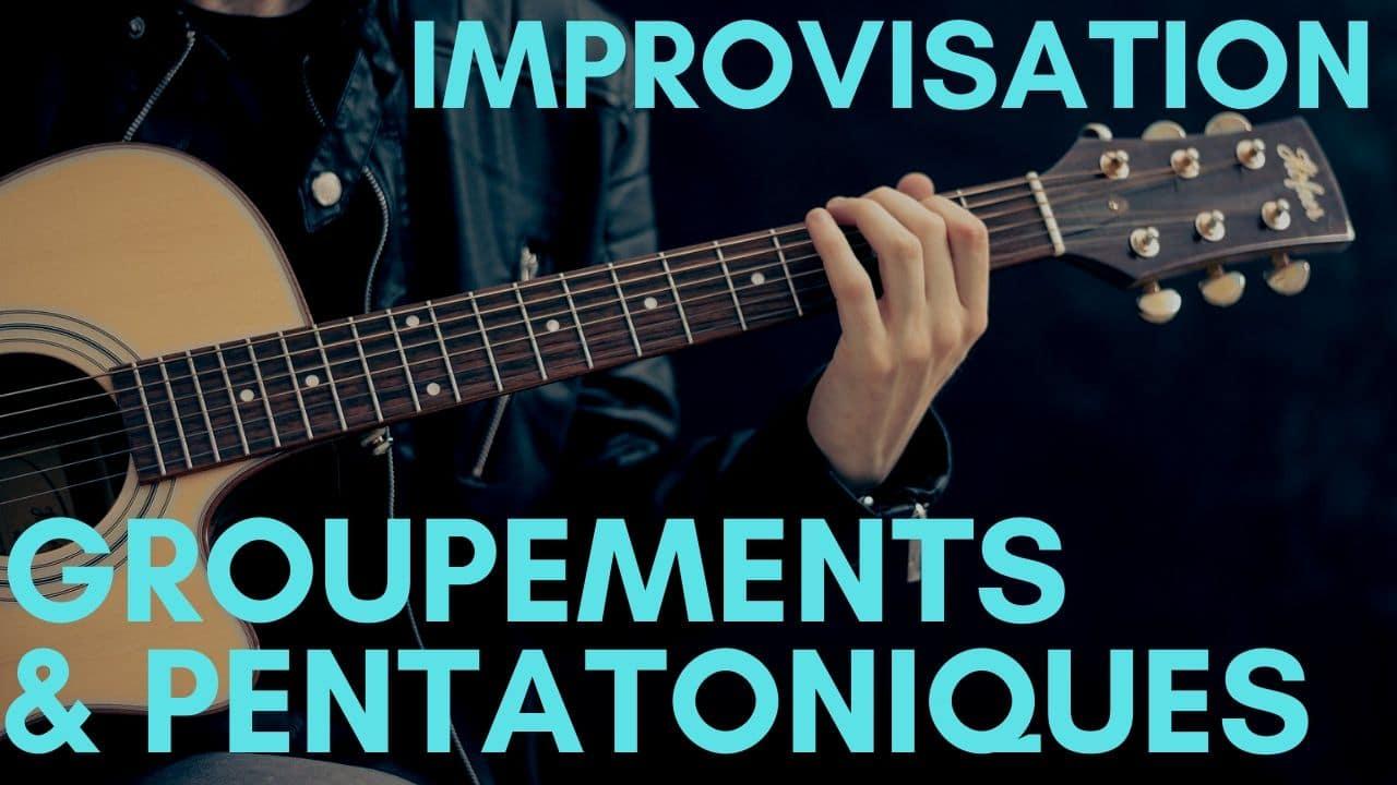 Utilise de petits groupes de 4 ou 5 notes pour créer des mélodies riches, que tu vas pouvoir jouer dans tous les styles !