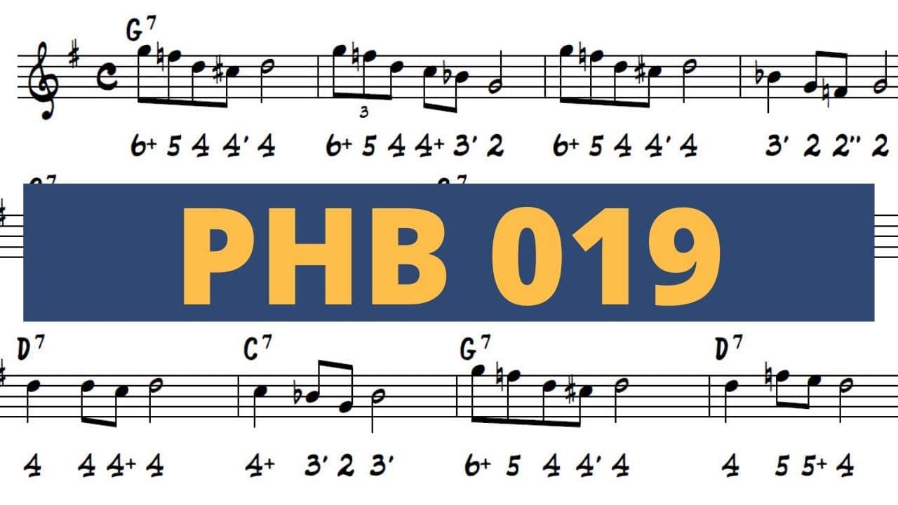 [PHB 019] Cours Complet pour aller plus loin avec ce Plan Harmonica Blues