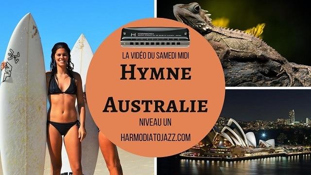 [DERIVES] L'hymne national australien