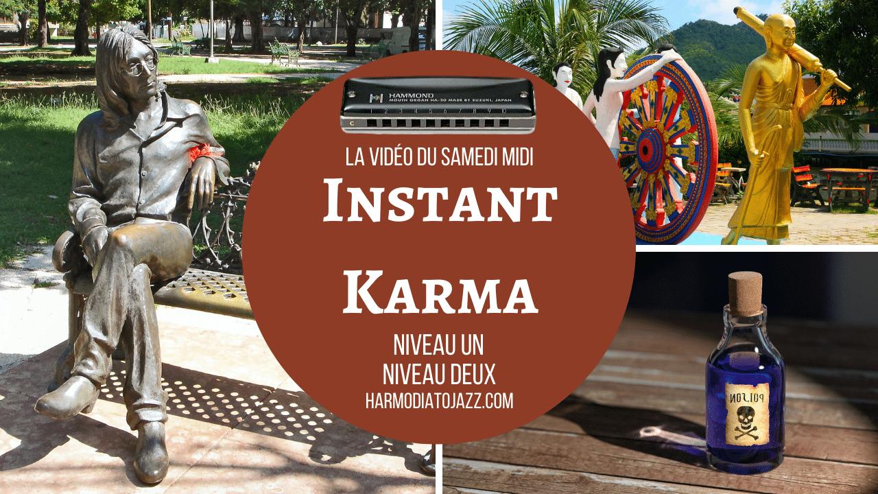 [DERIVES] Instant Karma