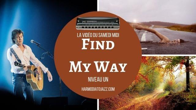 [DERIVES] Find My Way